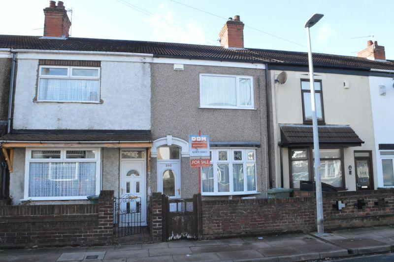 3 Bedrooms Terraced House for sale in Weelsby Street, Grimsby