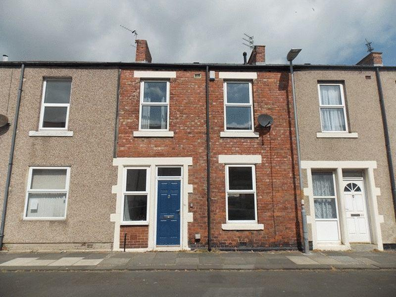 3 Bedrooms Terraced House for sale in Disraeli Street, Blyth