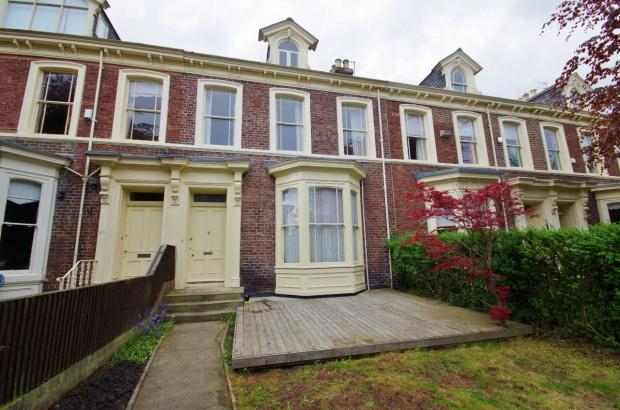 6 Bedrooms Terraced House for sale in Thornhill Terrace, Ashbrooke, SR2