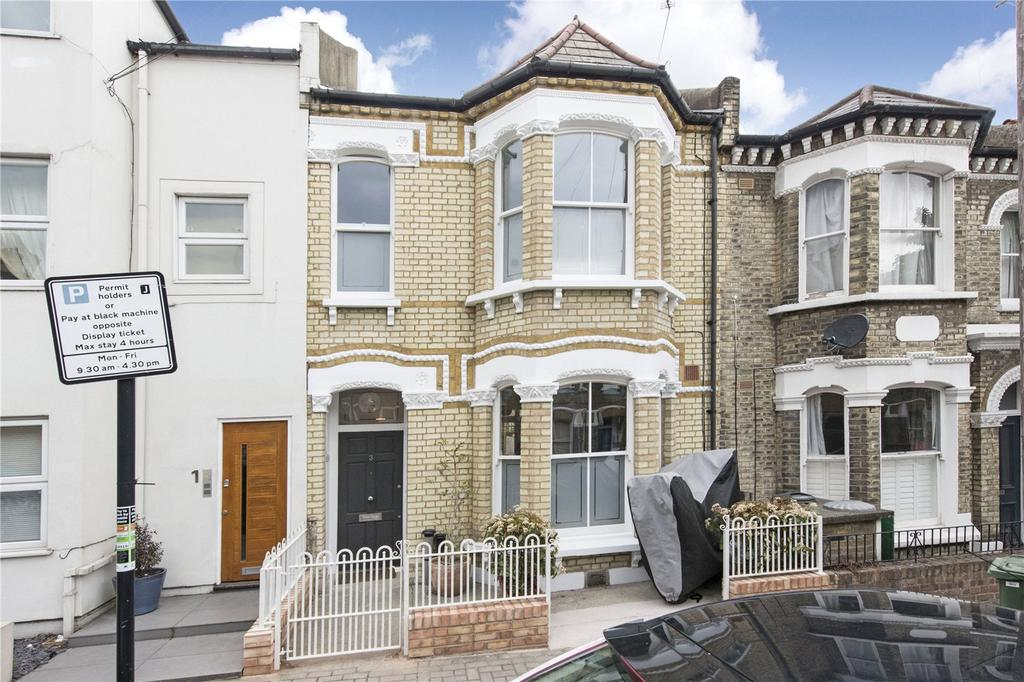 4 Bedrooms Terraced House for sale in Harbut Road, London, SW11