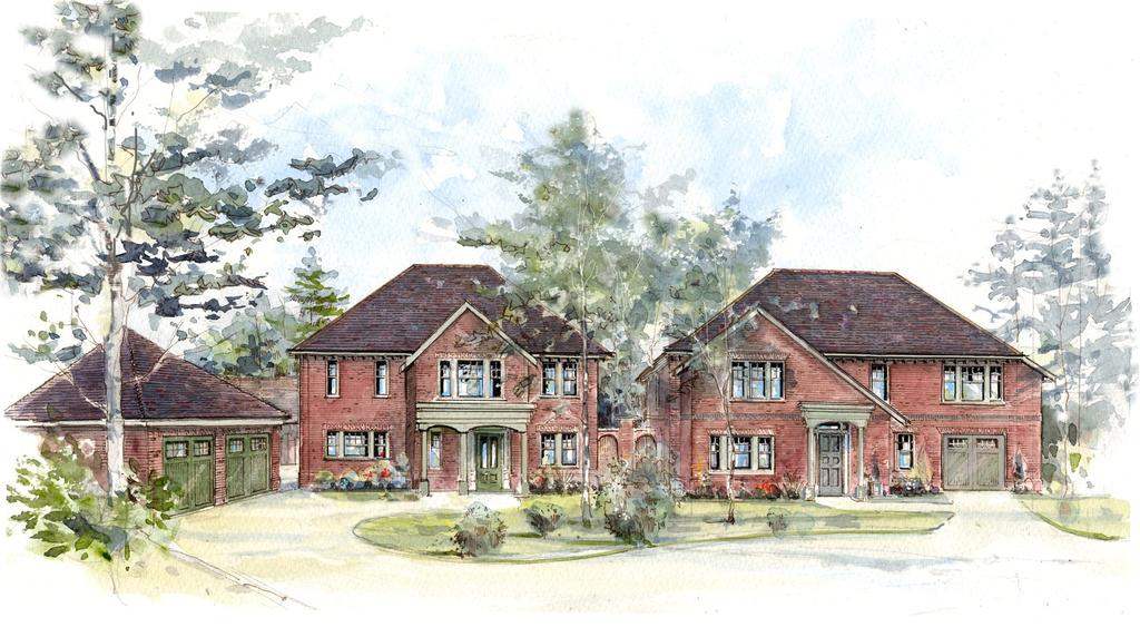 4 Bedrooms Detached House for sale in Homefield Close, Winkton, Christchurch, Dorset, BH23