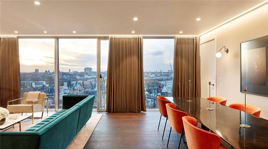 3 Bedrooms Penthouse Flat for sale in Nova, Victoria Circle, Victoria, Westminster, London, SW1E