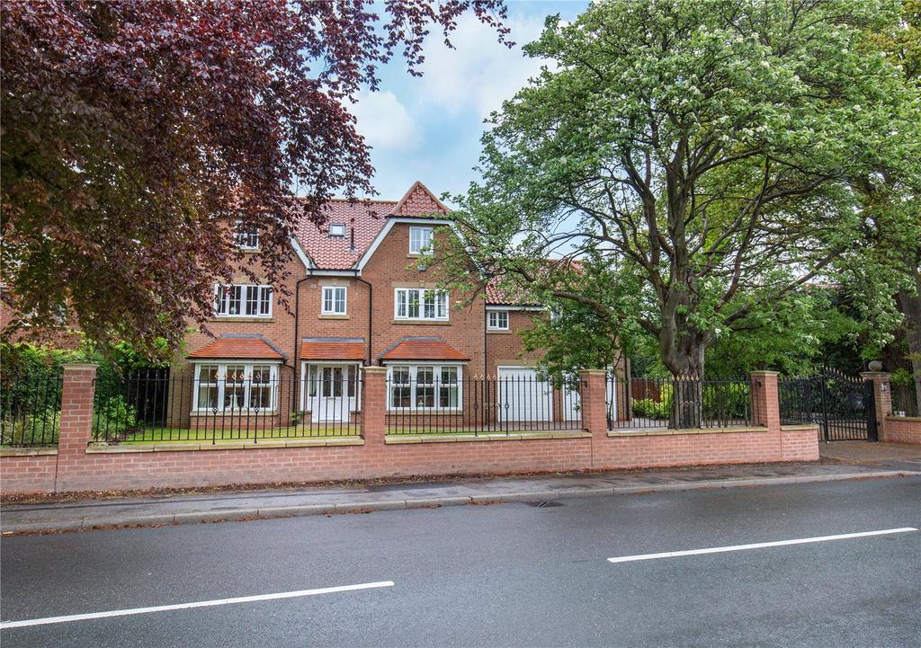 6 Bedrooms Detached House for sale in Two Oaks, 37 Top Lane, Copmanthorpe, York, YO23