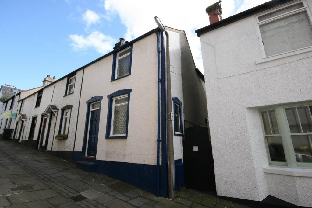 2 Bedrooms Cottage House for sale in 8 Crown Lane, Conwy, LL32 8AN
