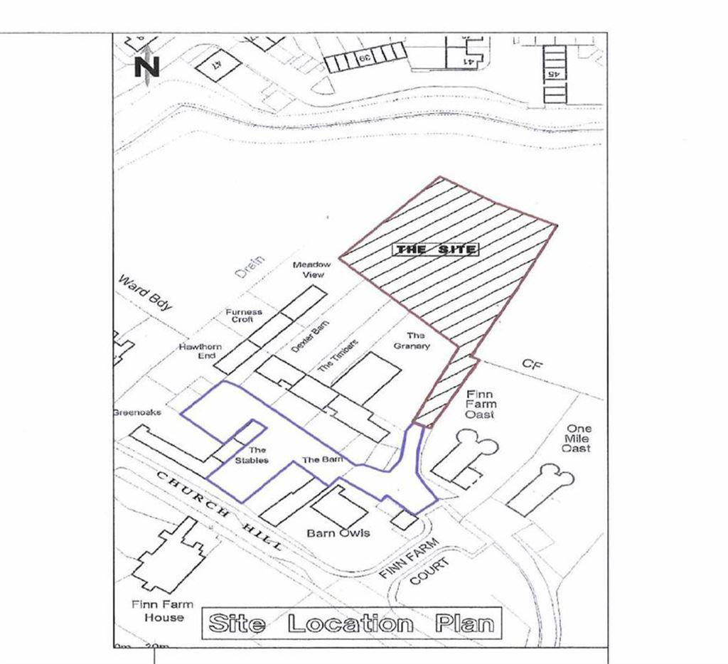 Land Commercial for sale in Finn Farm Court, Ashford, Kent
