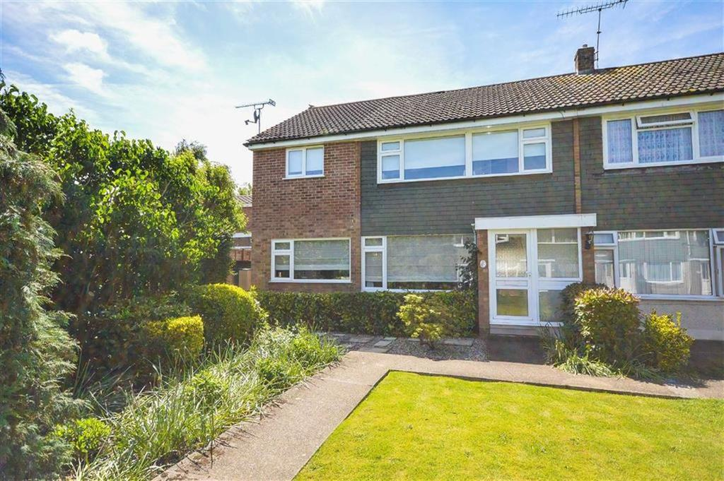 4 Bedrooms End Of Terrace House for sale in Nursery Road, Hoddesdon, Hertfordshire, EN11