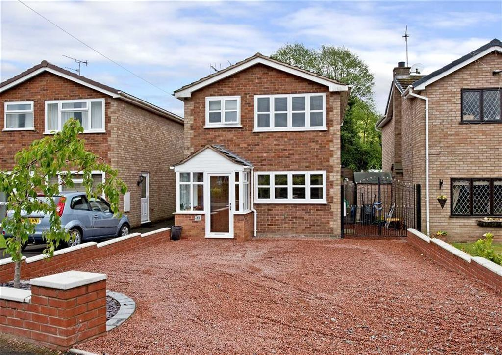3 Bedrooms Detached House for sale in 33, Clee View Road, Wombourne, Wolverhampton, South Staffordshire, WV5