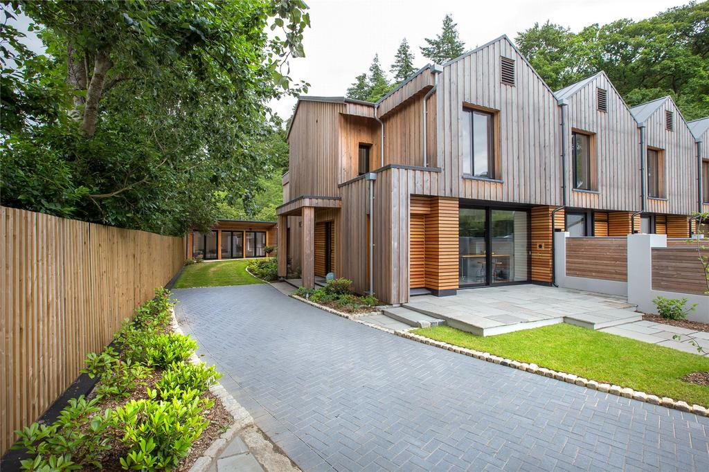 4 Bedrooms End Of Terrace House for sale in Riverwood, Staverton, Totnes, TQ9