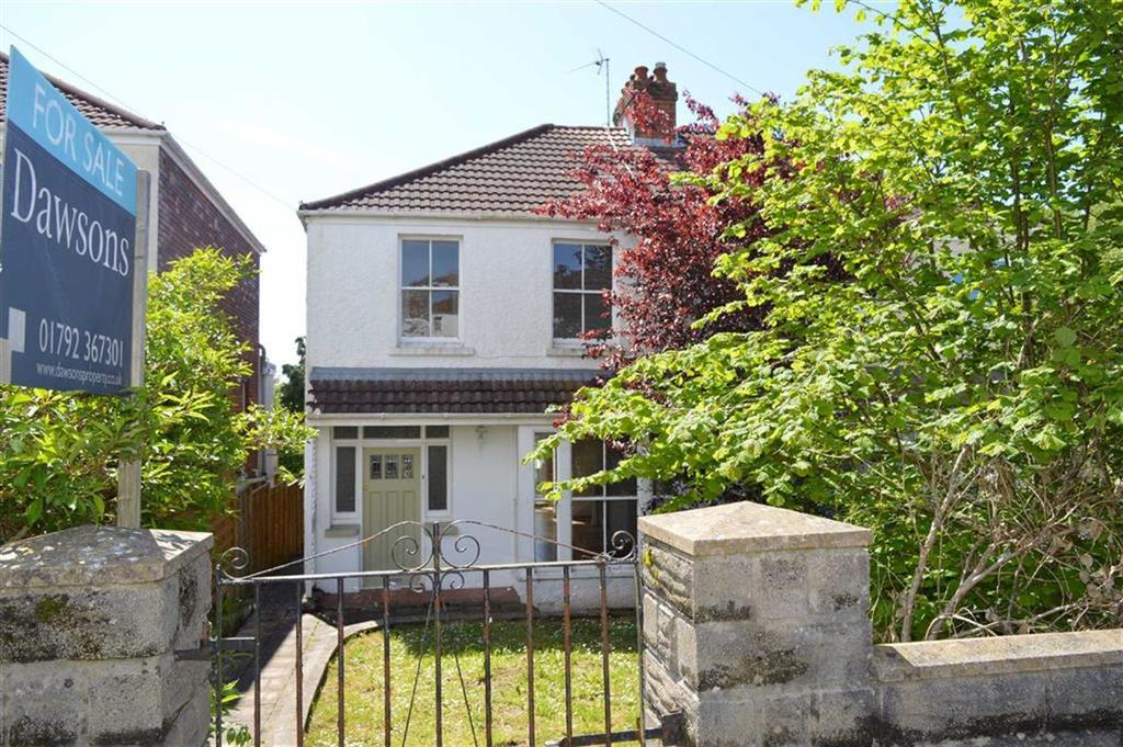 4 Bedrooms Semi Detached House for sale in Hadland Terrace, Norton, Swansea