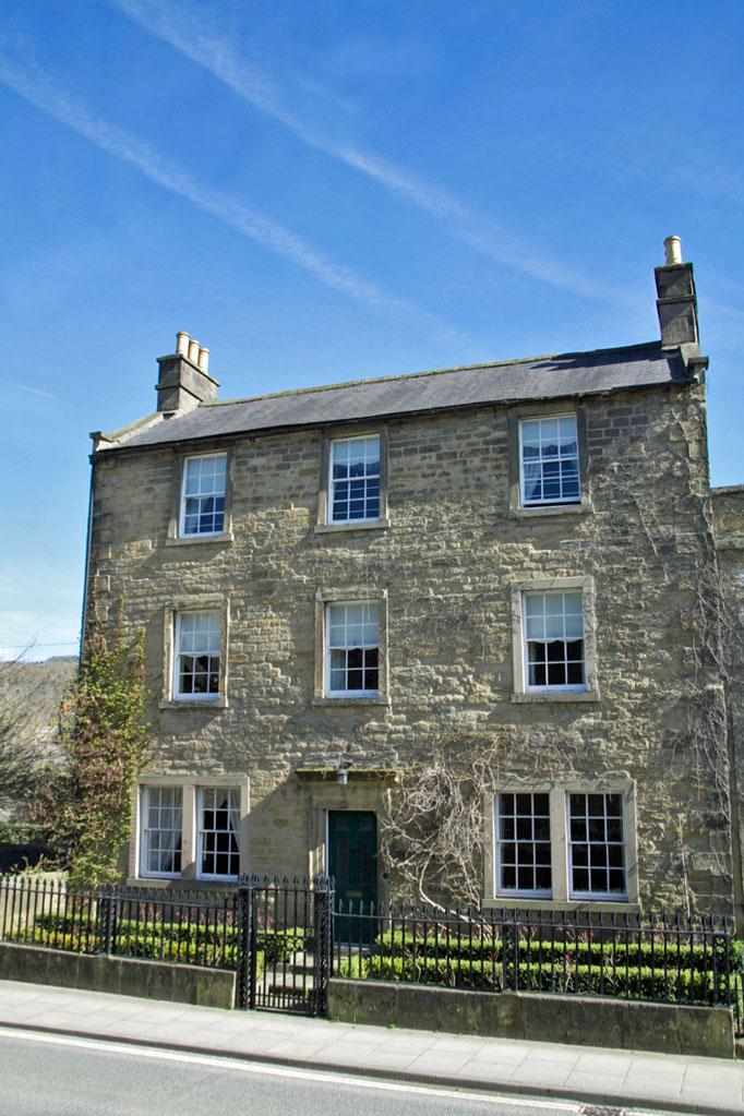 6 Bedrooms Town House for sale in Rutland House, Buxton Road, Bakewell, Derbyshire, DE45