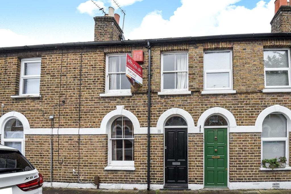 2 Bedrooms Terraced House for sale in Mooreland Road, Bromley, BR1