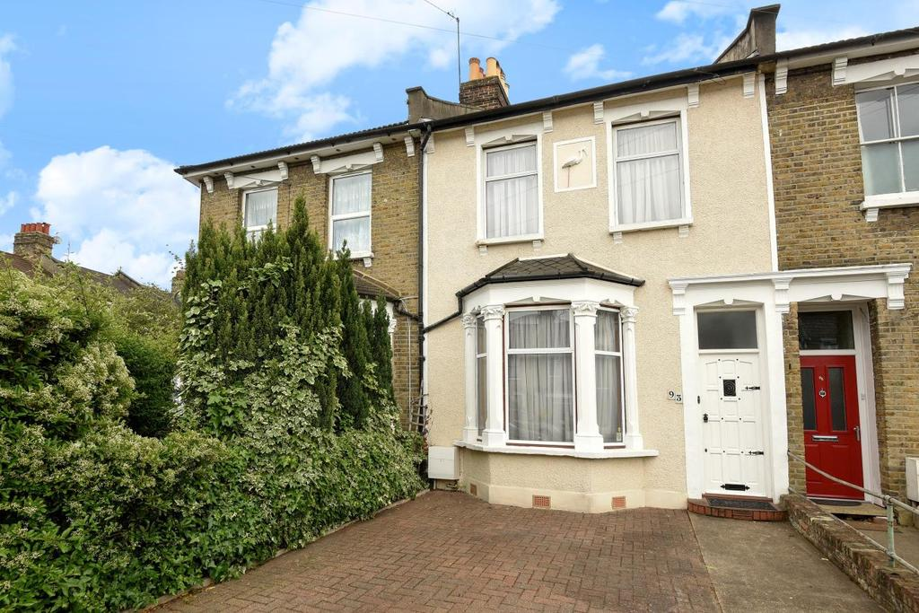 3 Bedrooms Terraced House for sale in Fairlawn Park, Sydenham, SE26