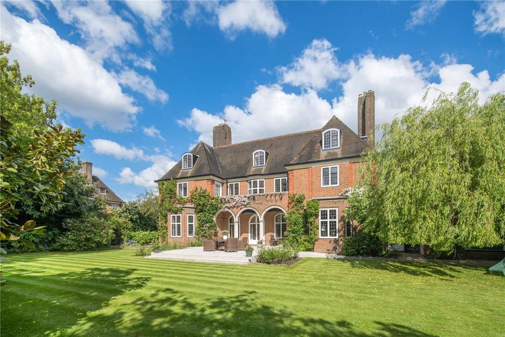 8 Bedrooms Detached House for sale in Hampstead Garden Suburb, London, NW11