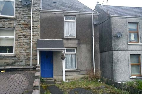 2 bedroom terraced house to rent - Cae Mawr Road, Swansea
