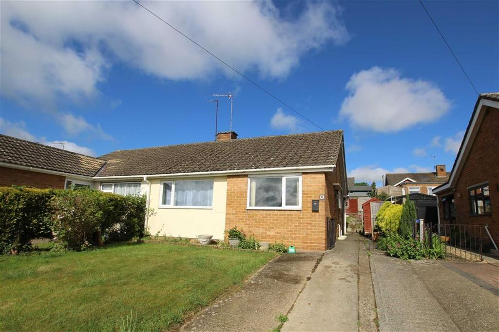 2 Bedrooms Bungalow for sale in 6, Westminster Close, Brackley