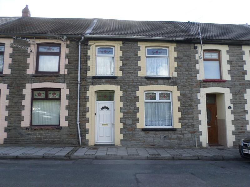 3 Bedrooms Terraced House for sale in Middle Terrace, Stanleytown, Ferndale