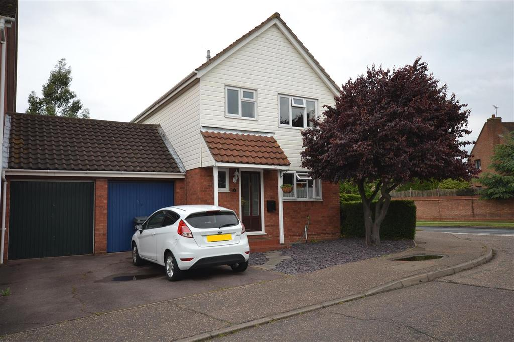 3 Bedrooms Link Detached House for sale in Finchland View, South Woodham Ferrers