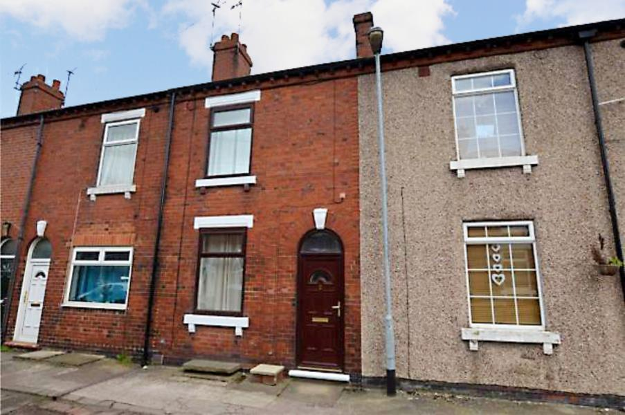 1 Bedroom Terraced House for sale in PARK VIEW, FLANSHAW, WAKEFIELD, WF2 9JL