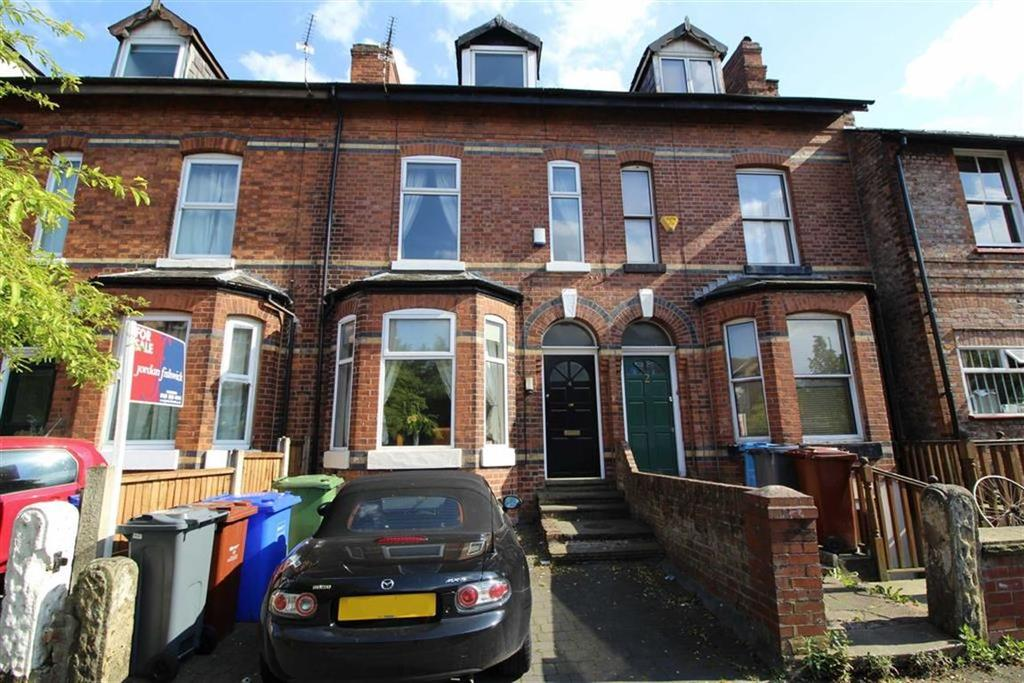 4 Bedrooms Terraced House for sale in Warwick Road, Chorlton