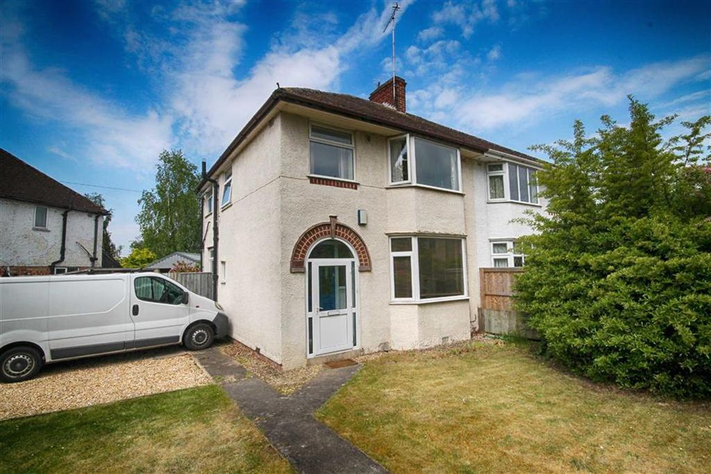 3 Bedrooms Semi Detached House for sale in Brooklyn Road, Arle, Cheltenham, GL51