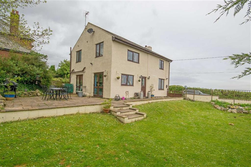3 Bedrooms Cottage House for sale in Trelogan, Holywell