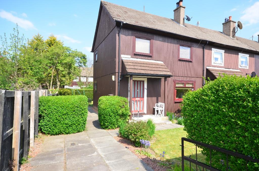 3 Bedrooms Semi Detached House for sale in Fort Street, Motherwell, North Lanarkshire, ML1 3QP