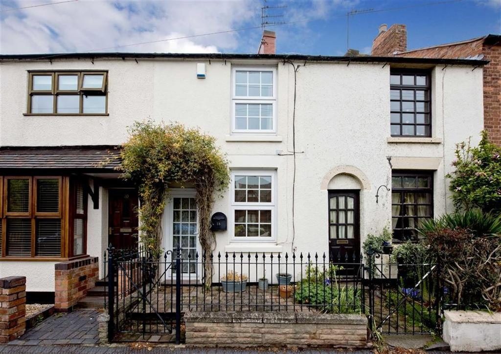 3 Bedrooms Terraced House for sale in 18, High Green, Brewood, Stafford, South Staffordshire, ST19