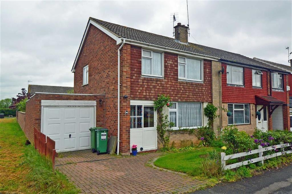 3 Bedrooms Semi Detached House for sale in Kings Walk, Leicester Forest East