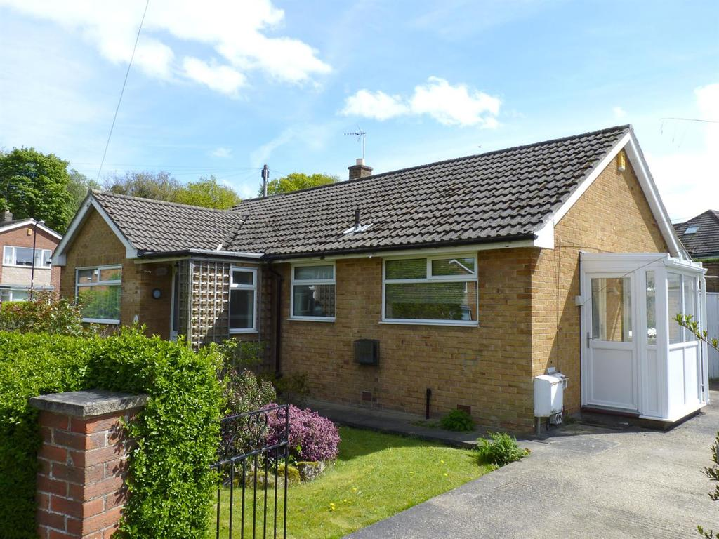 3 Bedrooms Detached Bungalow for sale in Plompton Grove, Harrogate