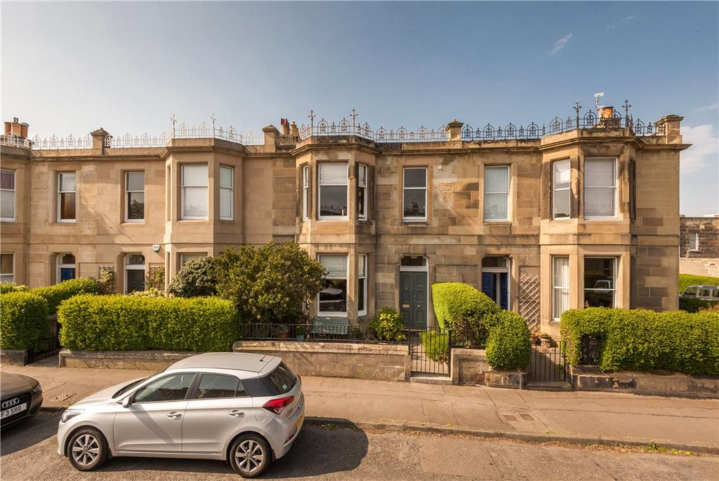 4 Bedrooms Terraced House for sale in Dudley Gardens, Edinburgh, Midlothian, EH6