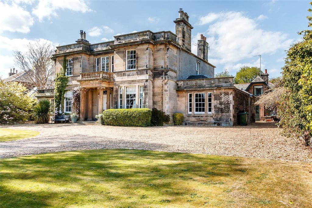 6 Bedrooms Detached House for sale in West Road, Haddington, East Lothian