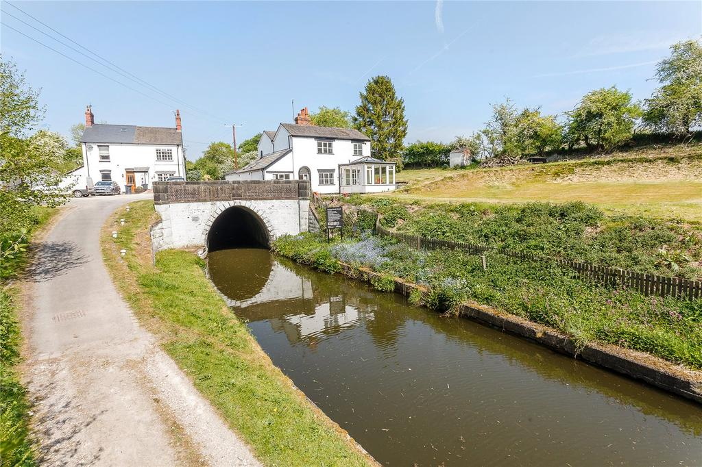 4 Bedrooms Detached House for sale in Tunnel End, Dutton, Warrington
