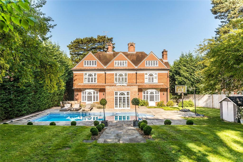7 Bedrooms Detached House for sale in Friary Road, Ascot, Berkshire