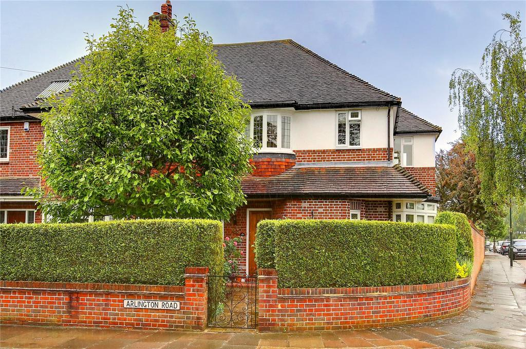 6 Bedrooms End Of Terrace House for rent in Arlington Road, Richmond, TW10