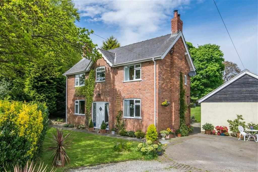 3 Bedrooms Detached House for sale in Rhuallt, St Asaph