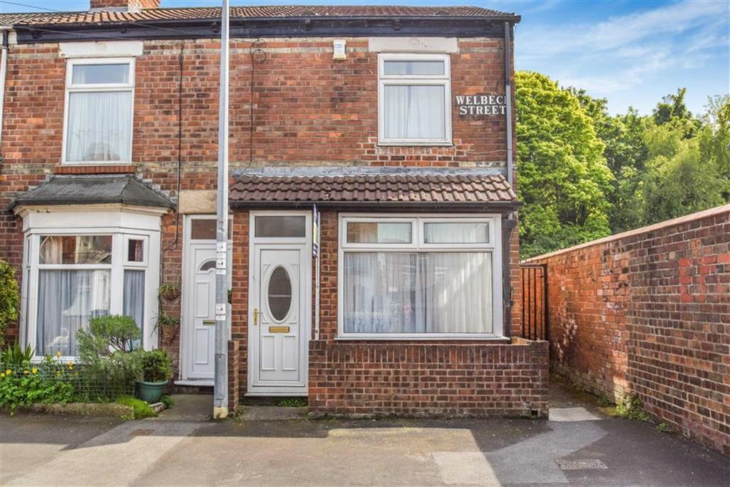2 Bedrooms End Of Terrace House for sale in Welbeck Street, Hull, HU5