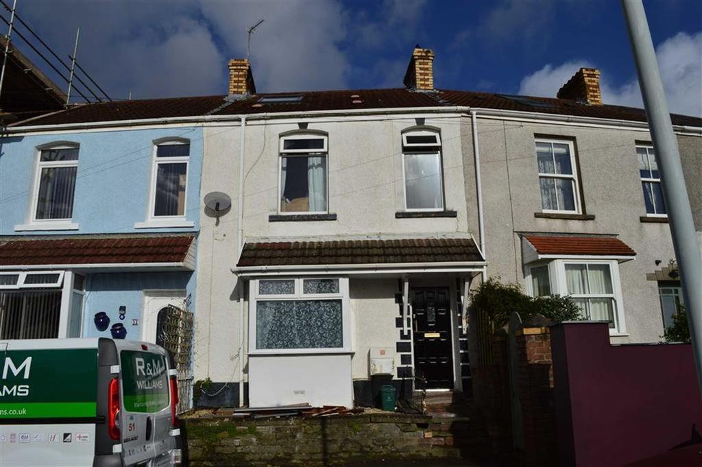 5 Bedrooms Terraced House for sale in Bay View Terrace, Swansea, SA1