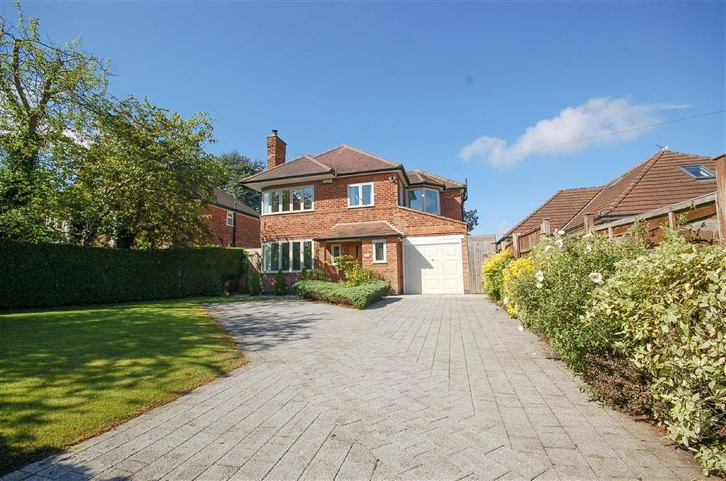 4 Bedrooms Detached House for sale in Selby Road, West Bridgford