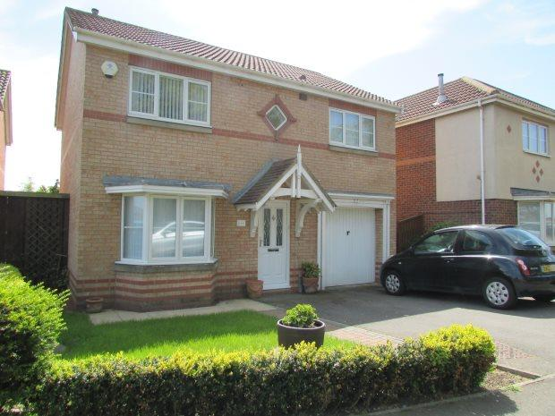 4 Bedrooms Detached House for sale in CRAWFORD STREET, SEATON CAREW, HARTLEPOOL