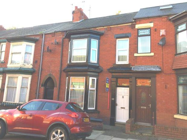 3 Bedrooms Terraced House for sale in BURN VALLEY ROAD, BURN VALLEY, HARTLEPOOL