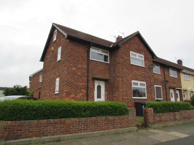 3 Bedrooms Terraced House for sale in FORDYCE ROAD, OWTON MANOR, HARTLEPOOL
