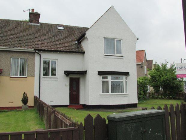 3 Bedrooms Semi Detached House for sale in OXFORD ROAD, OXFORD ROAD, HARTLEPOOL