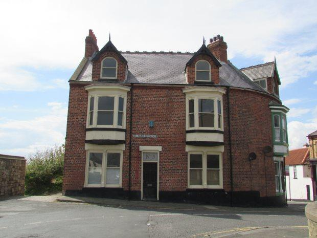 4 Bedrooms Terraced House for sale in ST HILDA CRESCENT, HEADLAND, HARTLEPOOL