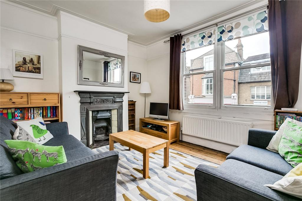 3 Bedrooms Flat for sale in Sheen Lane, London
