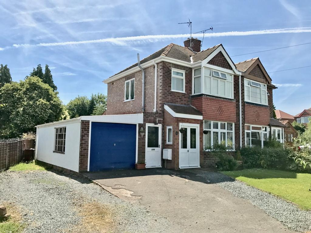 3 Bedrooms Semi Detached House for sale in Off Ross Road, Hereford, HR2