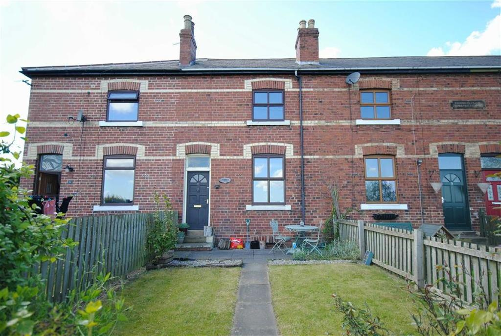 2 Bedrooms Terraced House for sale in Goodcombe Place, Peckfield, Leeds, LS25