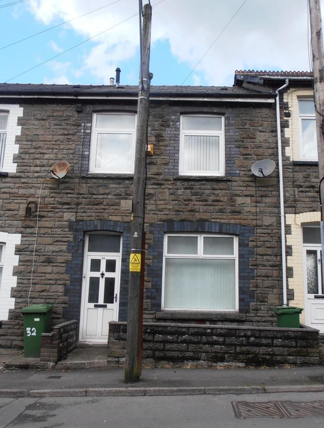 2 Bedrooms House for sale in Glancynon Terrace, Abercynon, Mountain Ash