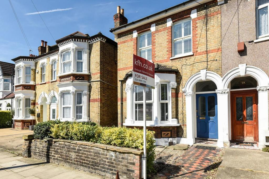 2 Bedrooms Flat for sale in Kemble Road, Forest Hill, SE23