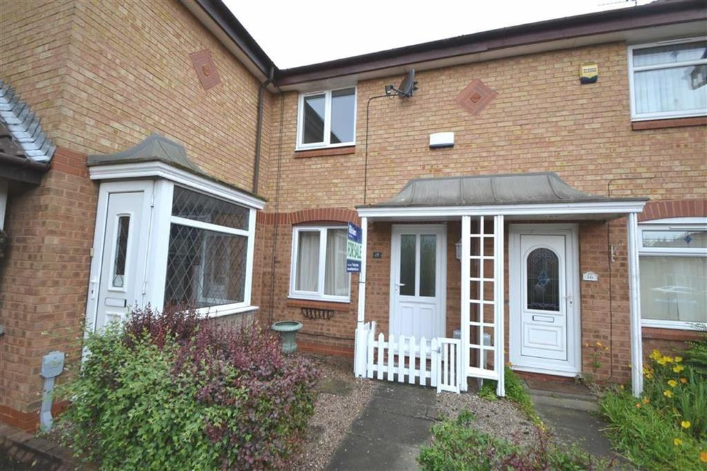 2 Bedrooms Terraced House for sale in Sandale Court, Lowdale Close, Hull, HU5