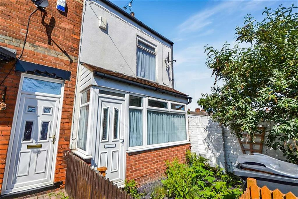 2 Bedrooms End Of Terrace House for sale in Windsor Avenue, Newland Avenue, Hull, HU5